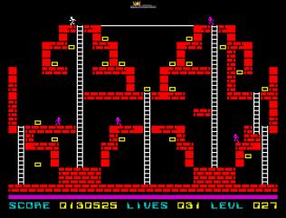 Lode Runner ZX Spectrum 60