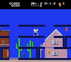 Mappy-Land NES 11