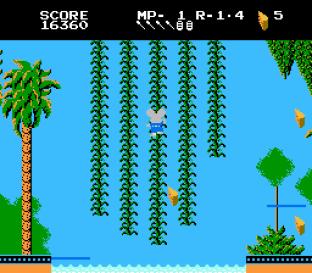 Mappy-Land NES 20