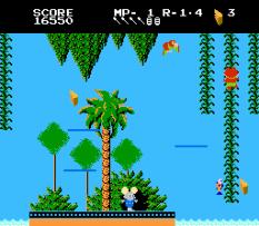 Mappy-Land NES 21