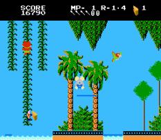 Mappy-Land NES 22