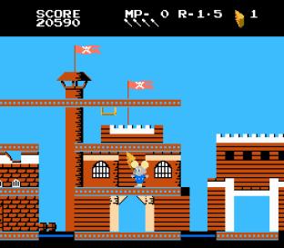 Mappy-Land NES 31
