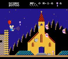 Mappy-Land NES 32