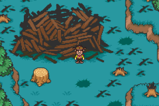 Mother 3 GBA 108