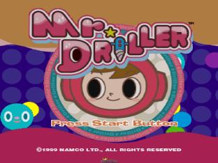 Mr Driller PS1 01