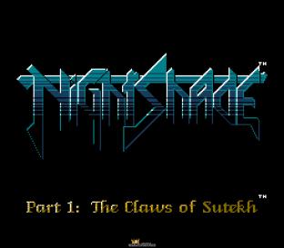Nightshade NES 01