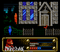 Nightshade NES 40