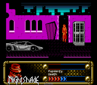 Nightshade NES 43