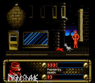 Nightshade NES 55