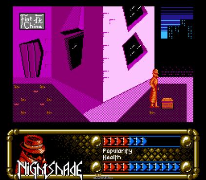 Nightshade NES 64