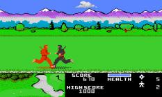 Ninja Golf Atari 7800 05