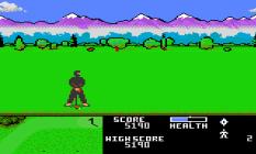 Ninja Golf Atari 7800 09