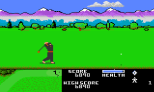 Ninja Golf Atari 7800 12