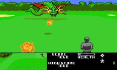 Ninja Golf Atari 7800 14