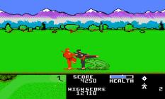 Ninja Golf Atari 7800 22