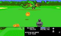 Ninja Golf Atari 7800 23
