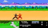 Ninja Golf Atari 7800 28