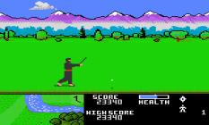 Ninja Golf Atari 7800 33