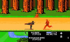 Ninja Golf Atari 7800 34