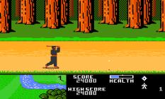 Ninja Golf Atari 7800 35