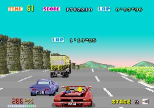 Out Run Arcade 23
