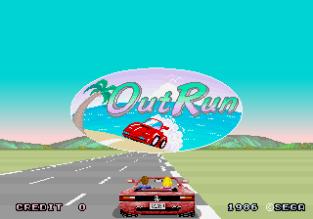Out Run Arcade 42