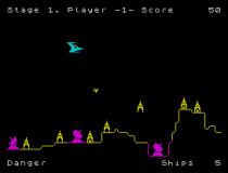 Penetrator ZX Spectrum 04