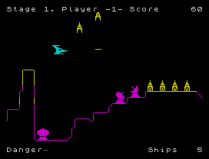 Penetrator ZX Spectrum 05