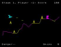 Penetrator ZX Spectrum 07