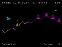 Penetrator ZX Spectrum 08