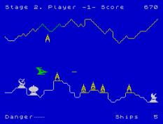 Penetrator ZX Spectrum 10
