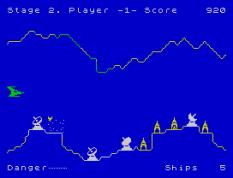 Penetrator ZX Spectrum 11