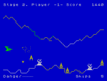Penetrator ZX Spectrum 13