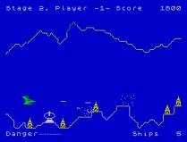 Penetrator ZX Spectrum 14