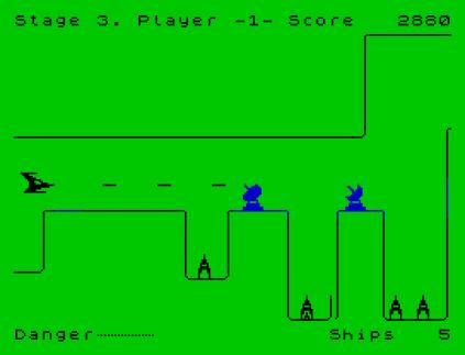 Penetrator ZX Spectrum 20