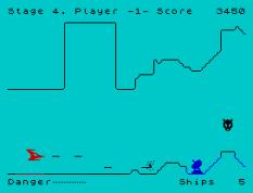 Penetrator ZX Spectrum 22