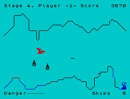 Penetrator ZX Spectrum 23