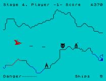 Penetrator ZX Spectrum 25