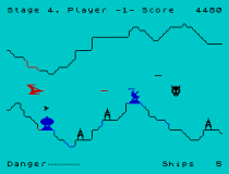 Penetrator ZX Spectrum 26
