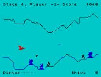 Penetrator ZX Spectrum 27