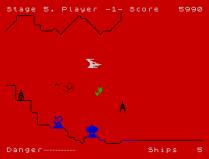 Penetrator ZX Spectrum 30