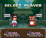 Pocky and Rocky SNES 02