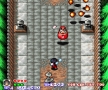 Pocky and Rocky SNES 14
