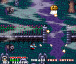 Pocky and Rocky SNES 49