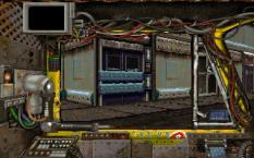 Quarantine PC DOS 17