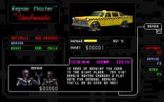Quarantine PC DOS 33