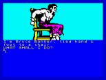 Questprobe 1 - The Hulk ZX Spectrum 03