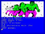 Questprobe 1 - The Hulk ZX Spectrum 04