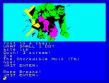Questprobe 1 - The Hulk ZX Spectrum 05