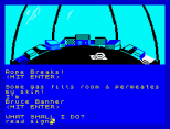 Questprobe 1 - The Hulk ZX Spectrum 07
